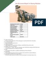 Rapid Jet Dyeing Machine83