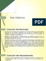 Historia de San Marcos