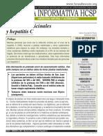 Hierbas y Hepatitis c