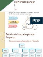 Estudio de Mercado Para Un Proyecto