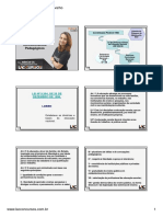 1 - Conhecimentos Pedagógicos - Ldb1