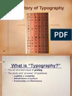Typography San