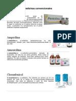 Medicinas Convencionales y Natural