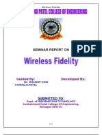 Wireless Feedylity