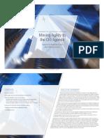 Moving Agility to the CIO Agenda 2015