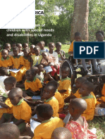 The Social Inclusion of Children With Special Needs in Uganda