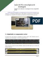 Manutenção de PCs