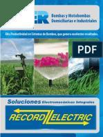 Catálogos Motobombas SAER
