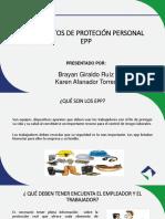 ELEMENTOS DE PROTECIÓN PERSONAL EPP.pptx