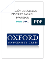 Tutorial Activar Licencias Digitales