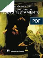 Marguerat, Daniel - Introducción al nuevo testamento, su historia, su escritura, su teología.pdf