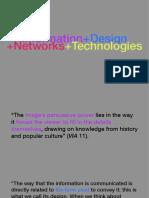 Information+Design+Networks+Technolgoies