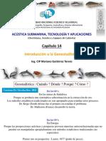 Capitulo 14 Curso Acustica 2017 UNFV Geoestadística MGT