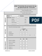 PE CHP FRM CON 002 Checklist Process Controls Repair of Concrete Structures 01 20130221 FEA