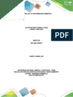 Trabajo sobre Control de La Contaminacion Ambiental