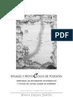 Rituales y Protocolo de Poseción, Guerrero