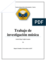 Investigacion Musica 31 Oct