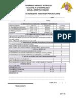 Tabla Indice de Helkimo Modif. Por Maglione - Avch Final