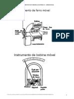 Simbologia Dos Instrumentos de Medidas Elétricas