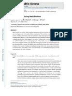 Protocolos de Biofilmes