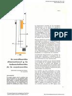 Cood Dimensional y La Industrialización de La Construcción