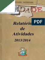 Relatório Da Comissão Estadual Da Verdade Da Bahia