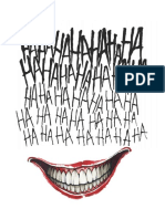 Plantillas Tatuajes Del Joker