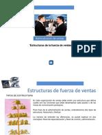 Estructura Fuerza Ventas
