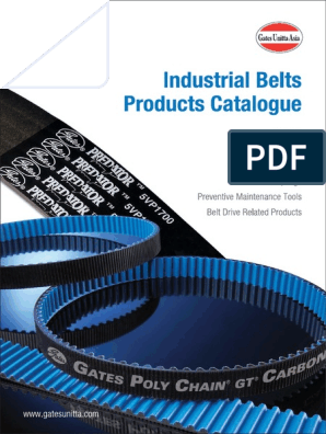XPA690 Toothed Belt
