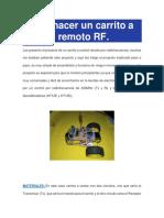 Trabajo Electronica Tele Radio Transmision