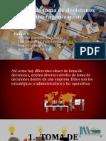 3.2Niveles de Toma de Decisiones en Una Organización