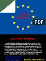 Union Europea - Teoria Estado