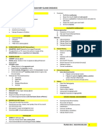 ENT - Salivary Gland Diseases (Almazan)