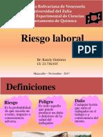 Factores de Risgo - Kensly Gutierrez