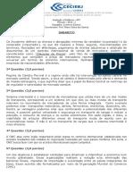 Gabarito AP1 - 2014 - 2