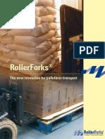 Roller Forks Brochure