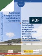 Protocolo Auditoria  Ganaderas