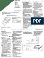 Instructions manual AKM 901/04