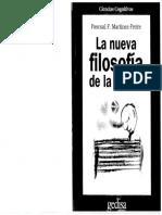 La Nueva Filosofía de La Mente Pascual F. Martínez