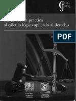 Introducción práctica al cálculo lógico aplicado al derecho