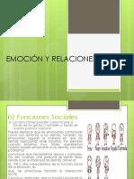Emocion y Relacion Social 2