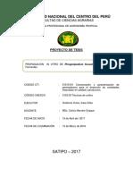 Proyecto de Tesis ISAAC GUTIERREZ HUISA