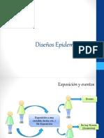 Diseños epidemiológicos de investigación