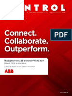 CT 1703 ABB Customer World 2017 Event Highlights