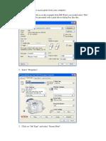 Secure Print