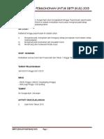 Kertas Kerja Ujian Dalaman
