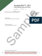 AIA Document B101–2017(sample).pdf