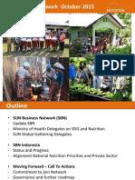 SBN Indonesia Presentation 28 Oct