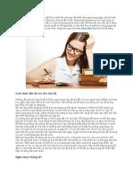 Bật Mí Phương Pháp Giúp Đầu Óc Tỉnh Táo Khi Học Tiếng Hàn