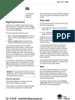 FTR66 Renting Guide